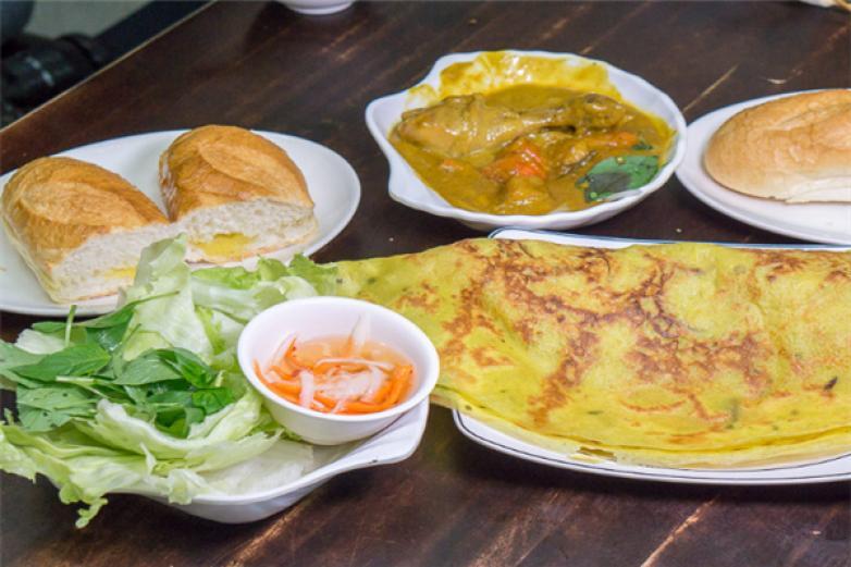越丽越南料理加盟