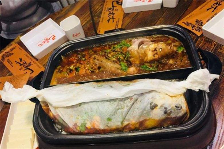 巴蜀老大纸包鱼加盟