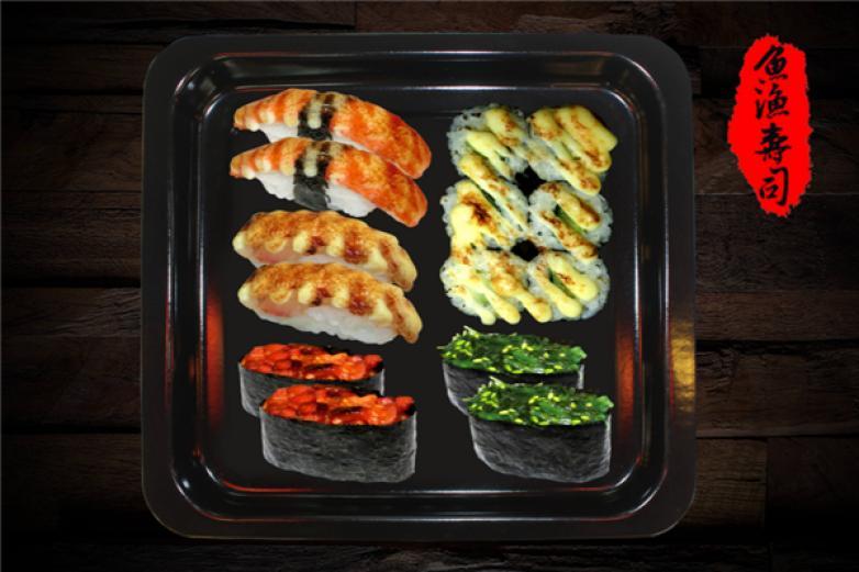 魚漁壽司加盟