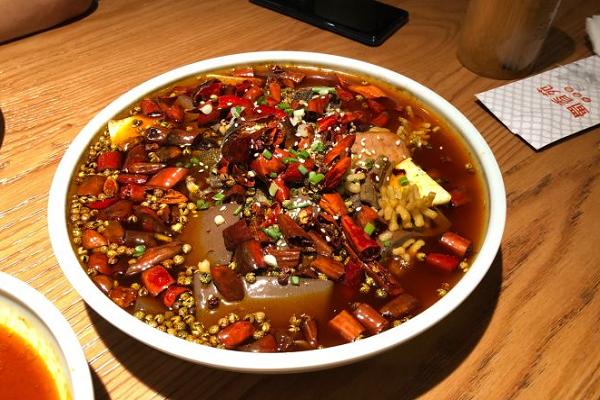 蜀香苑水煮鱼