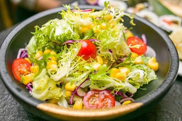 果蔬沙拉怎么加盟