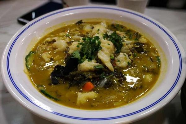 渔味跳酸菜鱼米饭怎么样