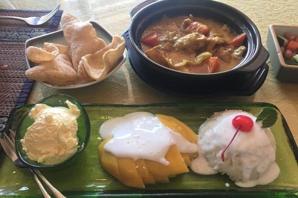 蓝象泰国餐厅价格表