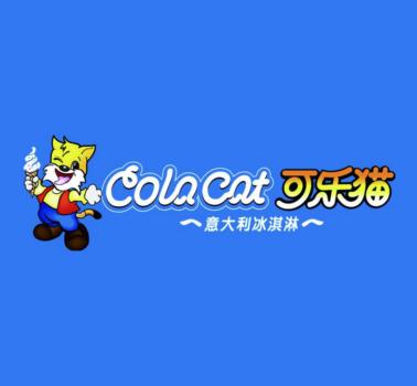 可乐猫冰淇淋