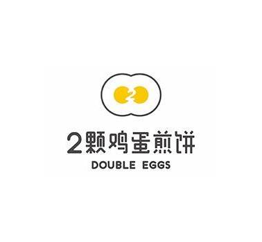 2顆雞蛋煎餅