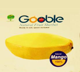 gooble水果冰淇淋