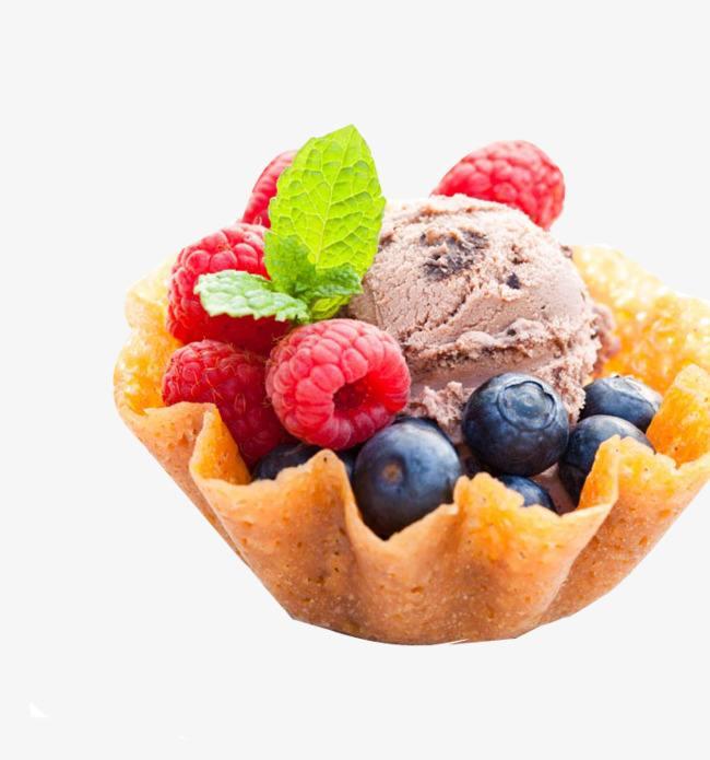 创意冰淇淋店