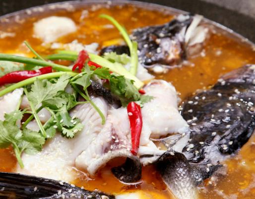 巴蜀绝味石锅鱼