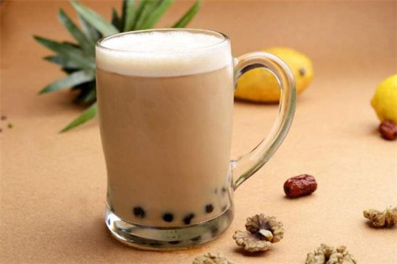 广西奶茶加盟