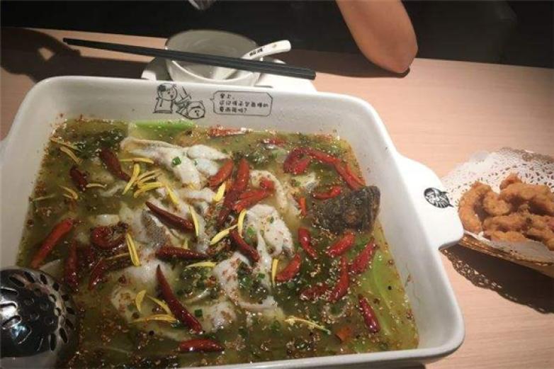 酸渡老坛子酸菜鱼加盟