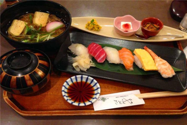 寿司大加盟