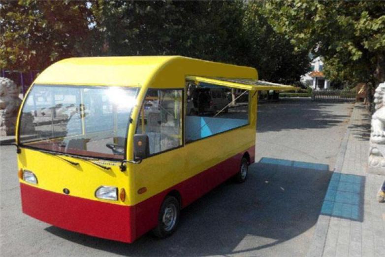 口水码头美食餐车加盟