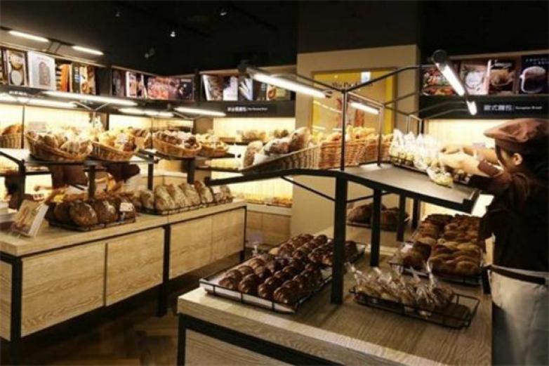 台湾面包店加盟