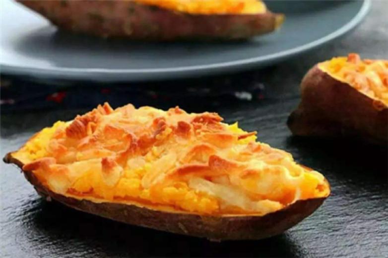 焗红薯加盟