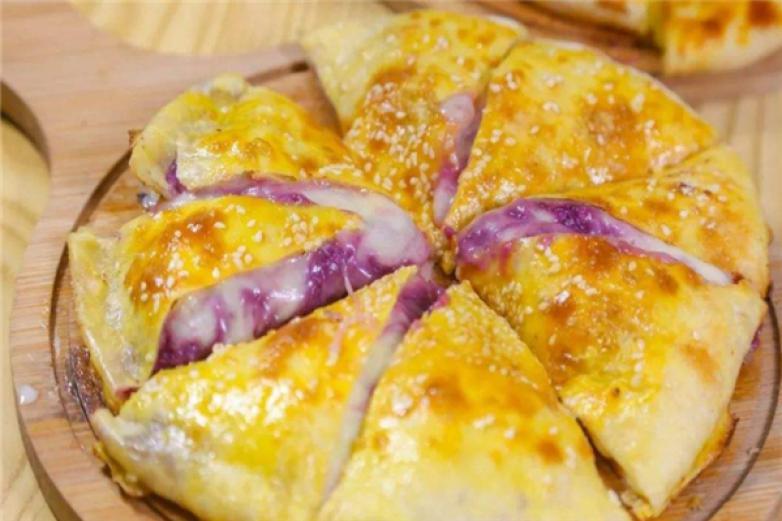 芝士紫薯加盟