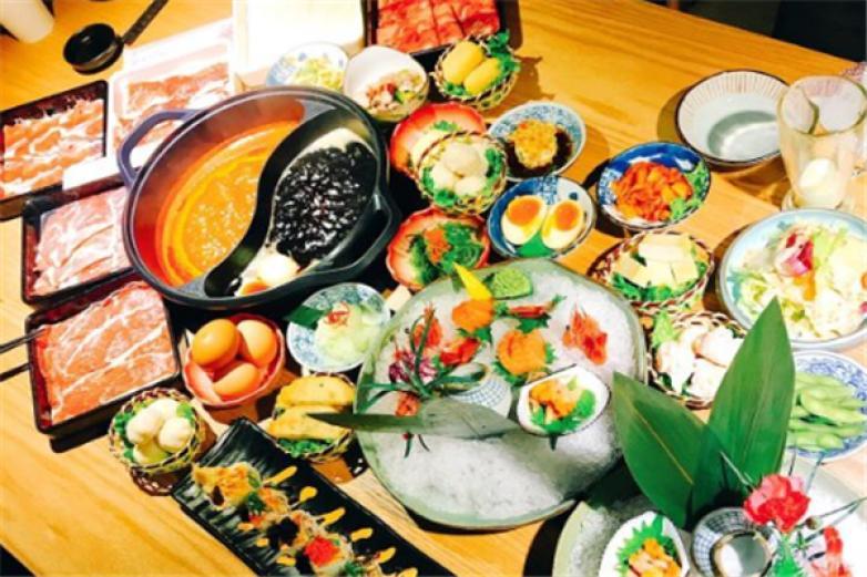 旬野菜日式火锅加盟