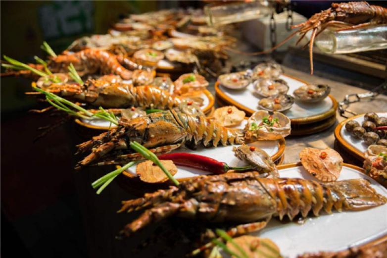 骏莱海鲜渔港加盟