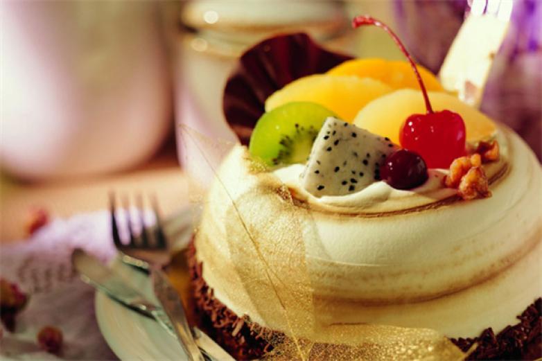 香特莉蛋糕加盟
