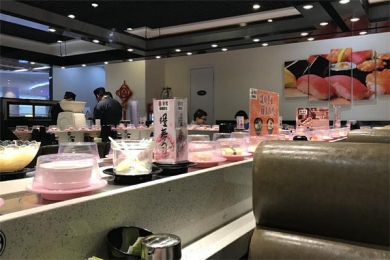 樱绿回转寿司加盟