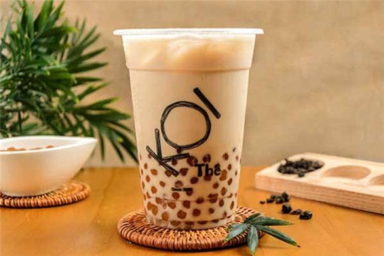 koi奶茶店加盟