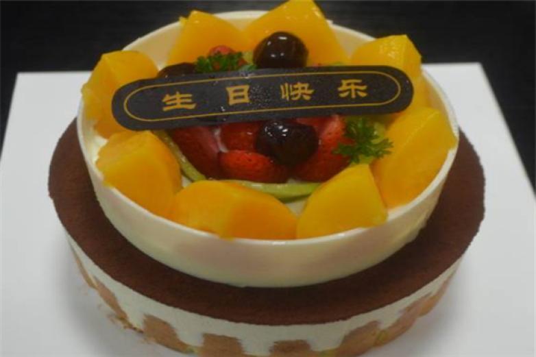 锦鲤坊蛋糕加盟