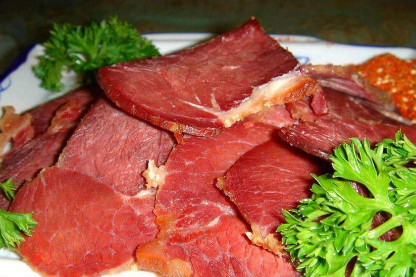 鹵牛肉加盟