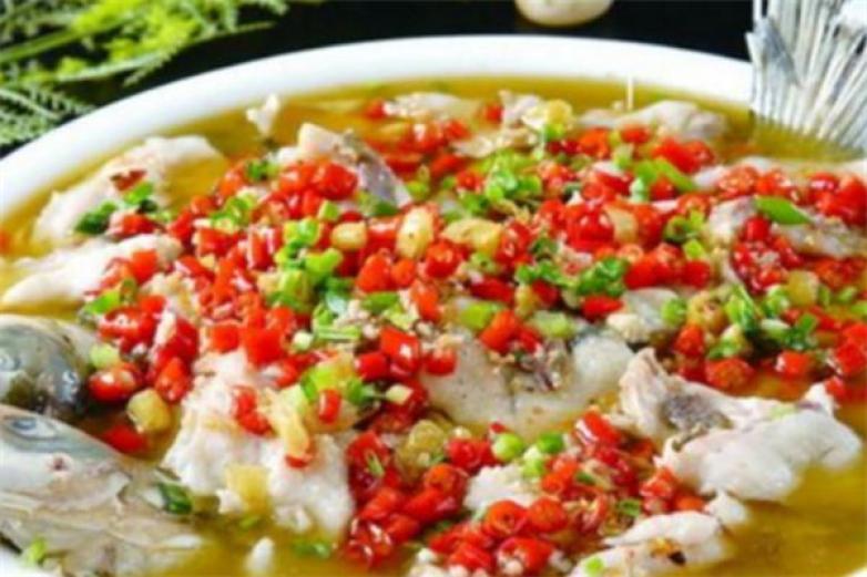 椒九酸菜鱼加盟