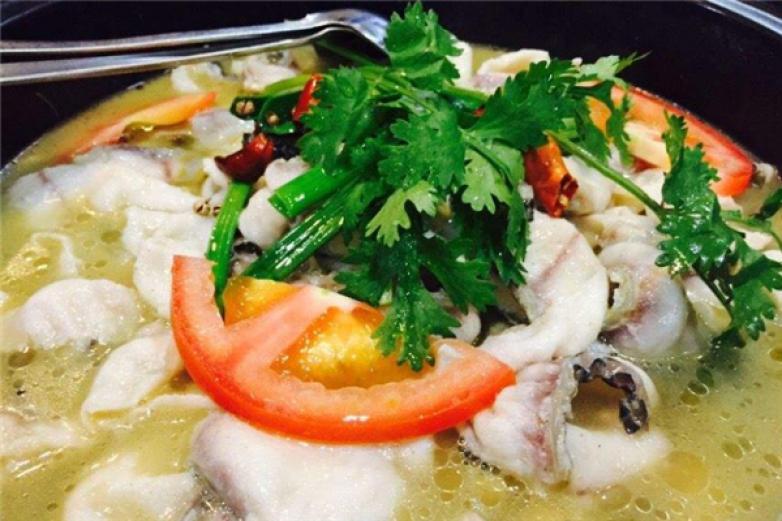 蜀香酸菜鱼加盟