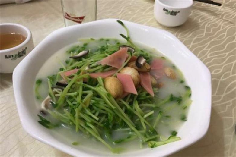 強哥酸菜魚加盟