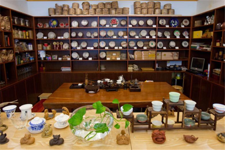 尚品茶配加盟