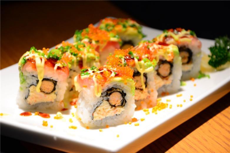 韩式寿司加盟