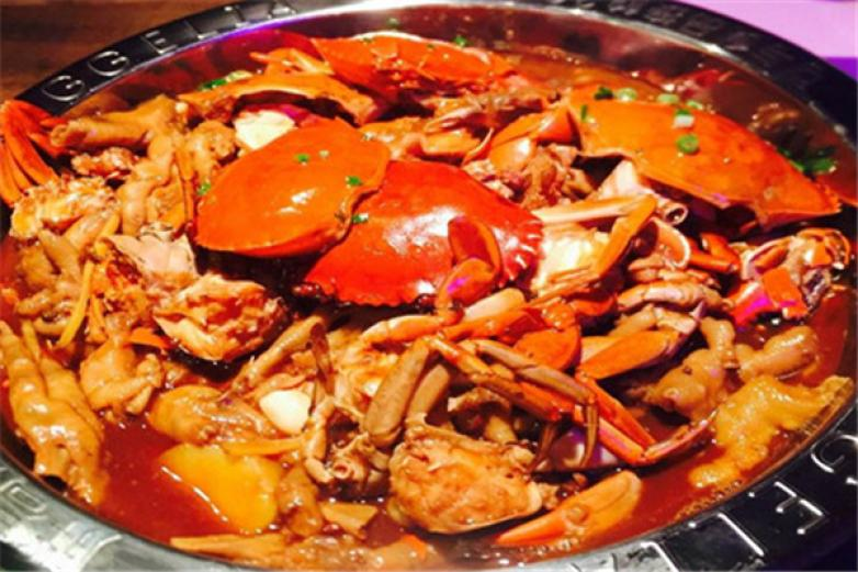 阿亮肉蟹煲加盟