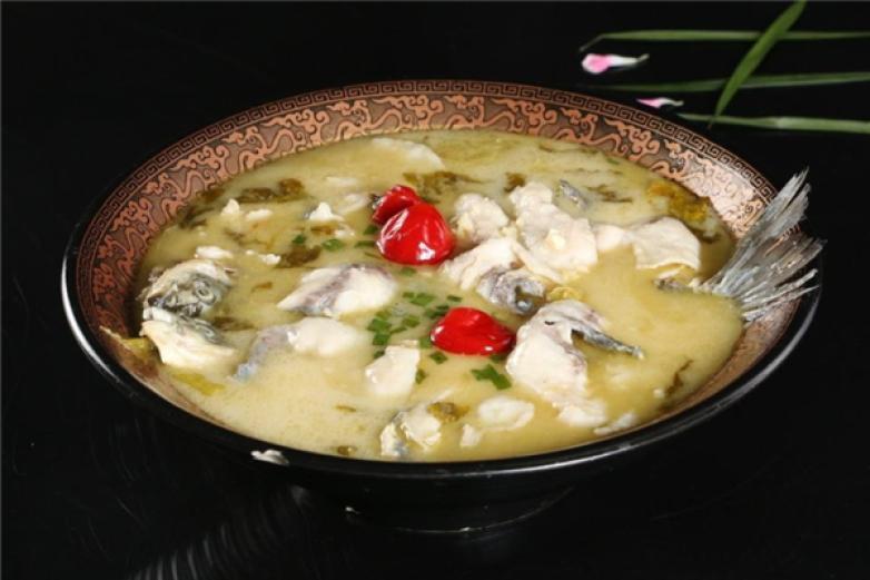 黄记酸菜鱼加盟