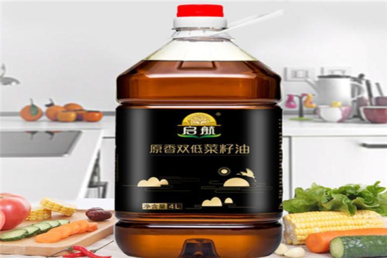 啟航菜籽油加盟