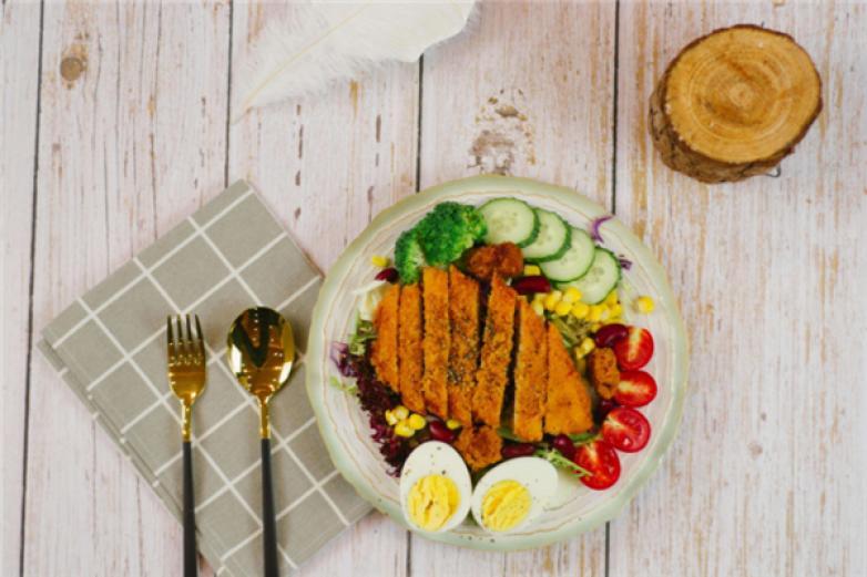 轻食沙拉加盟
