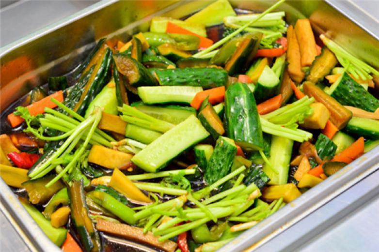 素耕自助健康蔬食匯加盟