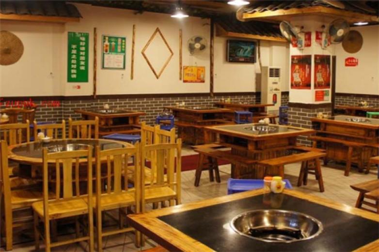 巴蜀绝味石锅鱼加盟