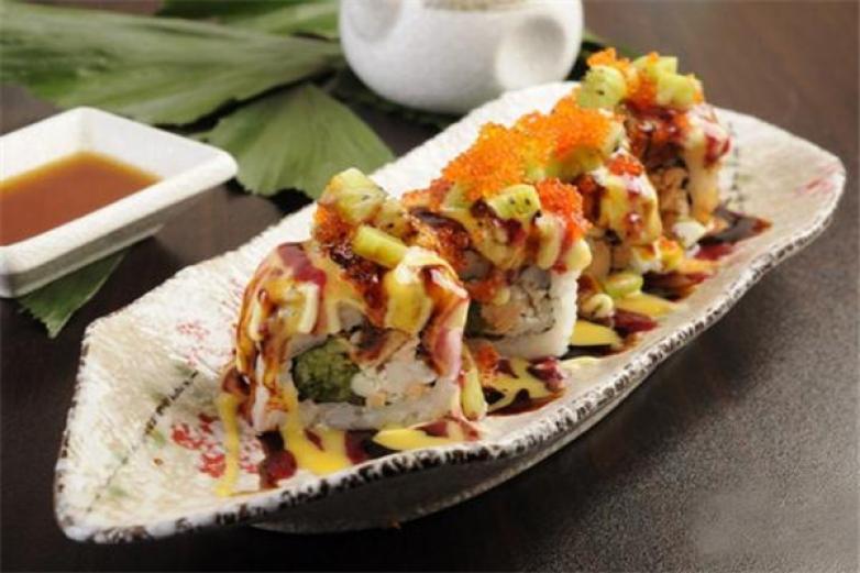 日味寿司加盟