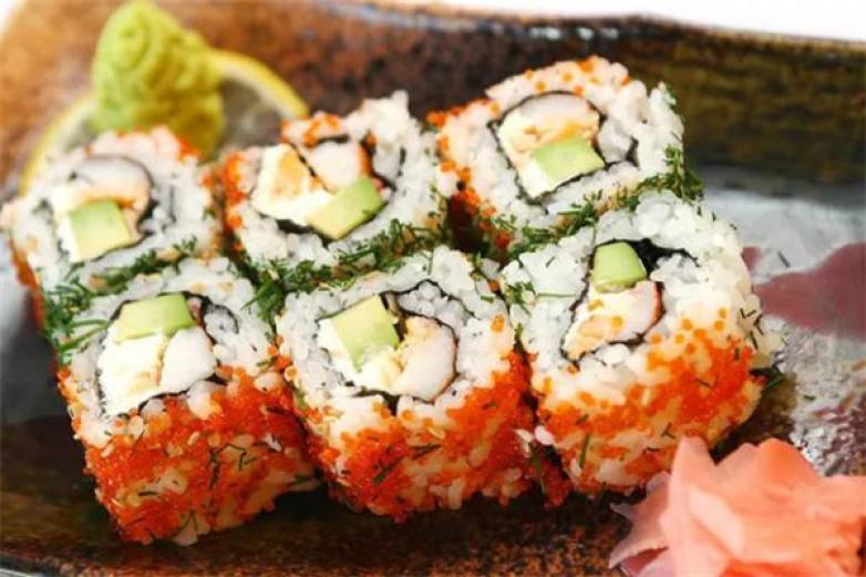 花寿司加盟
