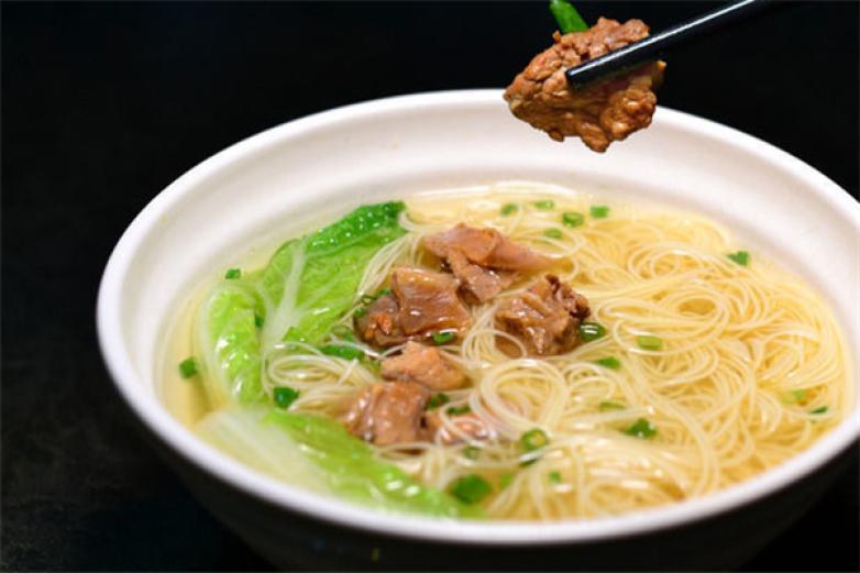 佰芳傳統竹升面館加盟