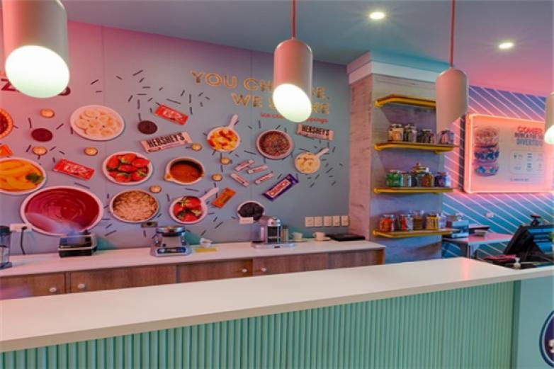 冰凌時代冰淇淋加盟