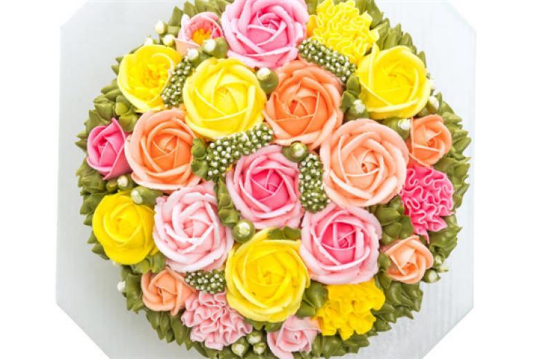 花型蛋糕加盟
