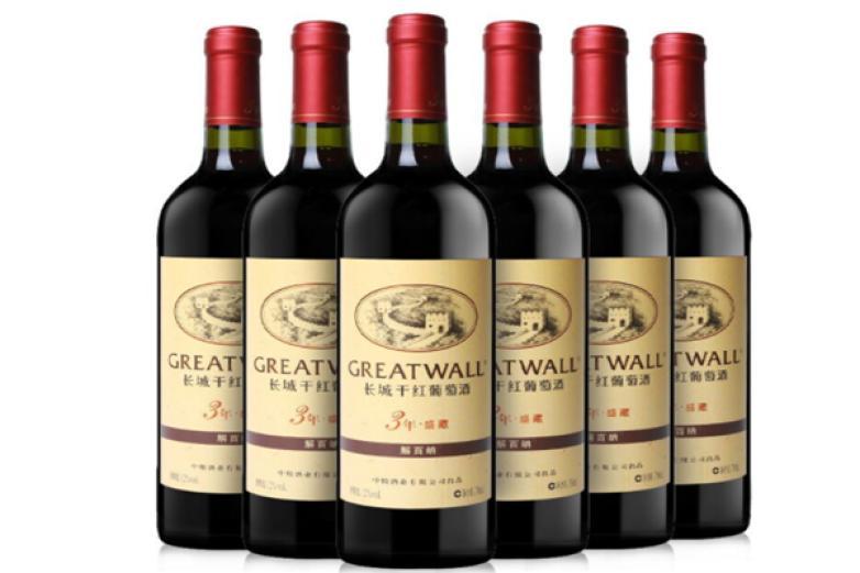 长城红葡萄酒加盟