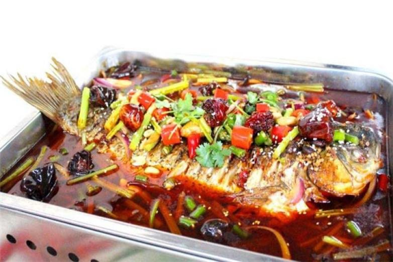 渔翁乐烤鱼加盟