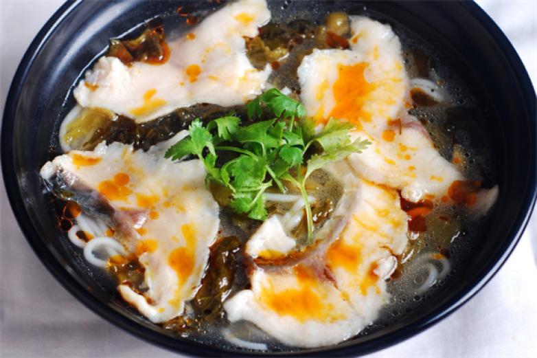 福記酸菜魚米線加盟