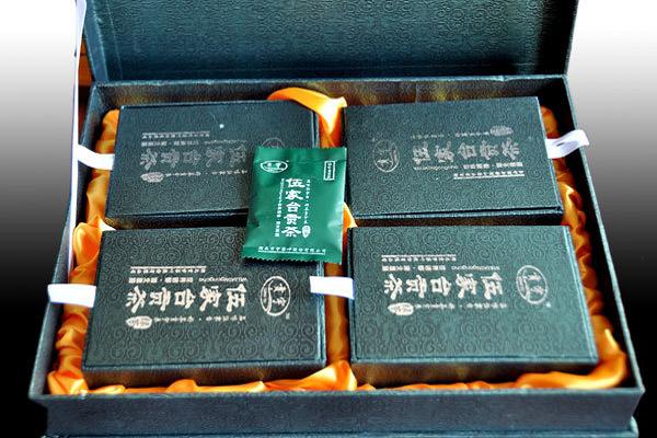 伍家台贡茶礼盒多少钱