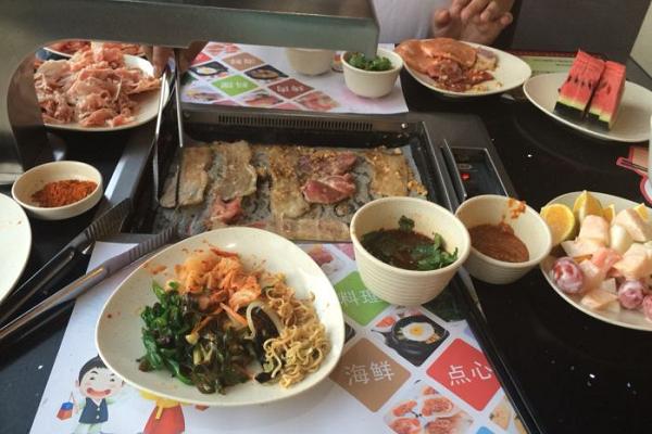 金草帽韩国料理