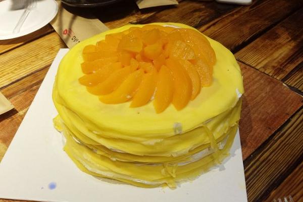 欧菲克蛋糕