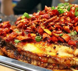 侃魚魚火火烤魚專門店