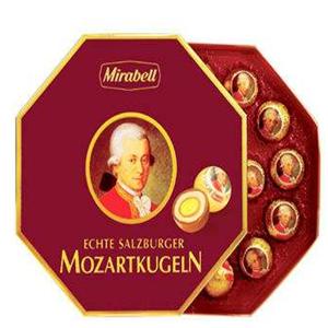 莫扎特巧克力